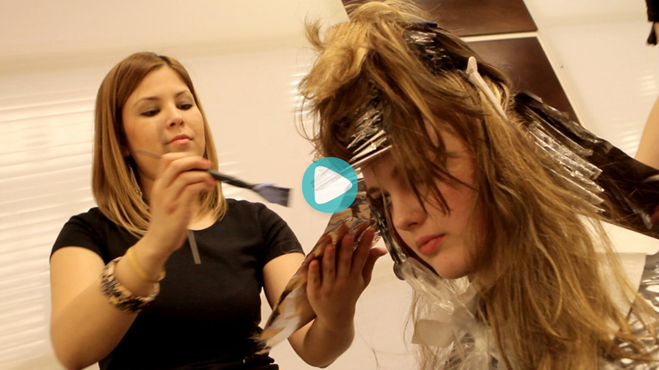 Video Ausbildung Friseur FON Hamburg