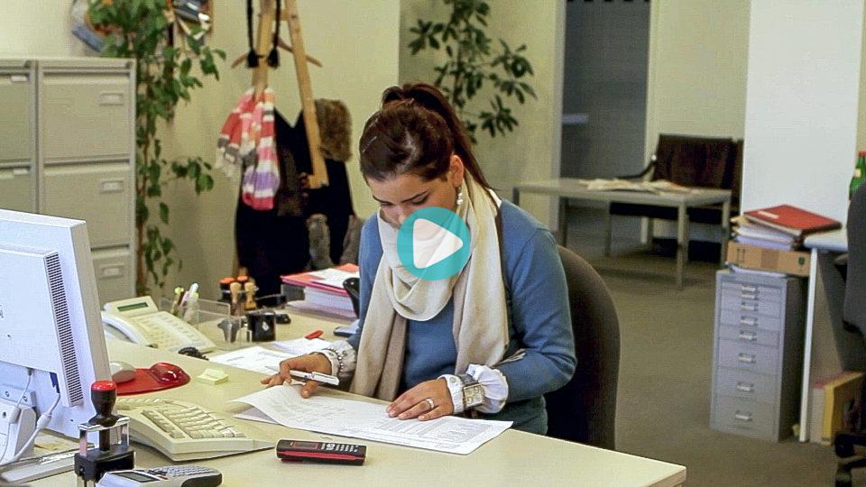 Video Ausbildung Rechtsanwaltsfachangestellte