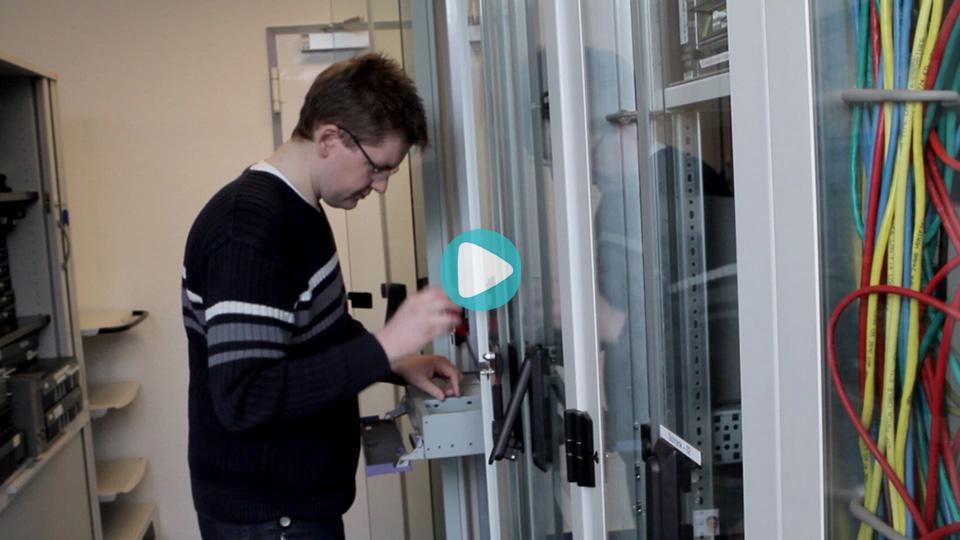 Video Ausbildung Fachinformatiker für Systemintegration Telekom