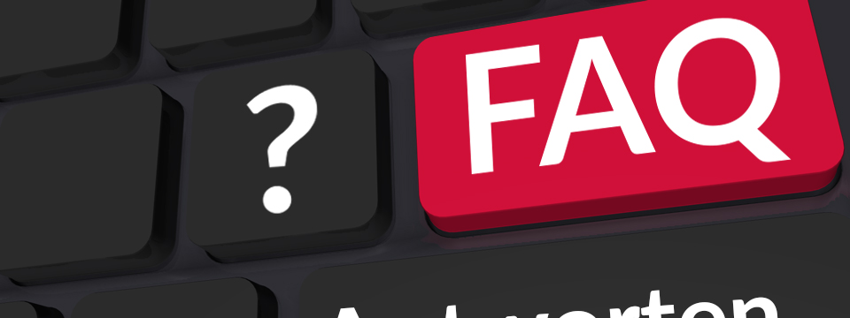 Hier geht es zu unseren FAQs...z.B. Büromanagement