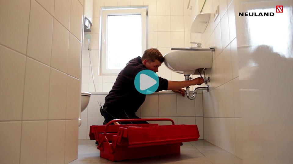 Video Ausbildung Anlagenmechaniker für Sanitär-, Heizungs- und Klimatechnik Neuland Wolfsburg