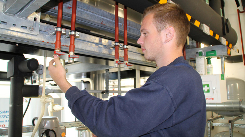 Anlagenmechaniker Sanitaer Heizung Klima Lengemann Eggers green Jobs