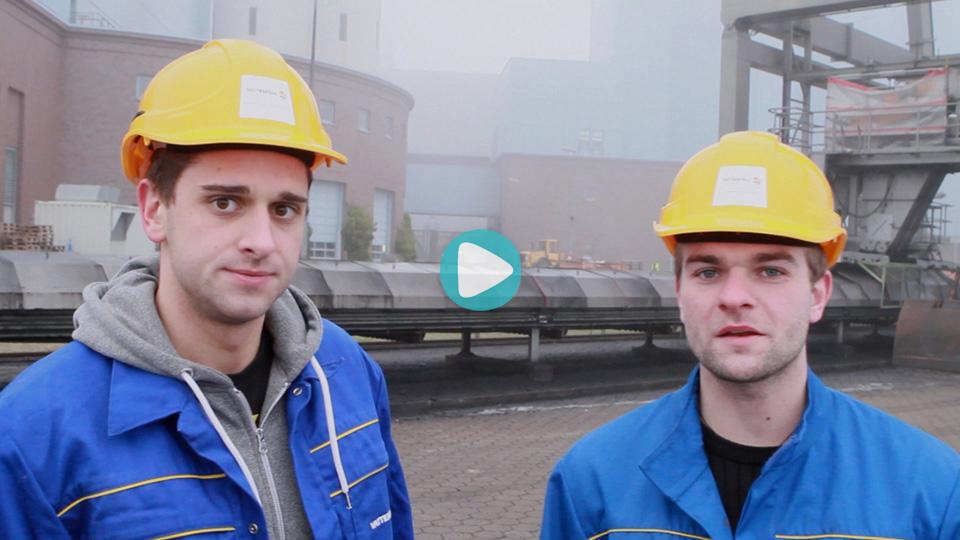 Video Ausbildung Elektroniker für Automatisierungstechnik Elektronikerin für Automatisierungstechnik Vattenfall Hamburg