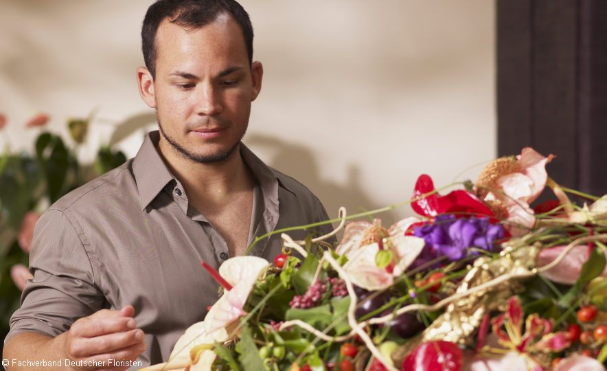 Ausbildung Florist