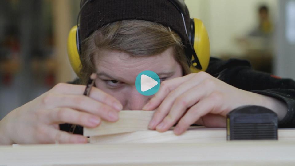 Video Ausbildung Tischler Hamburg Schnakenburg
