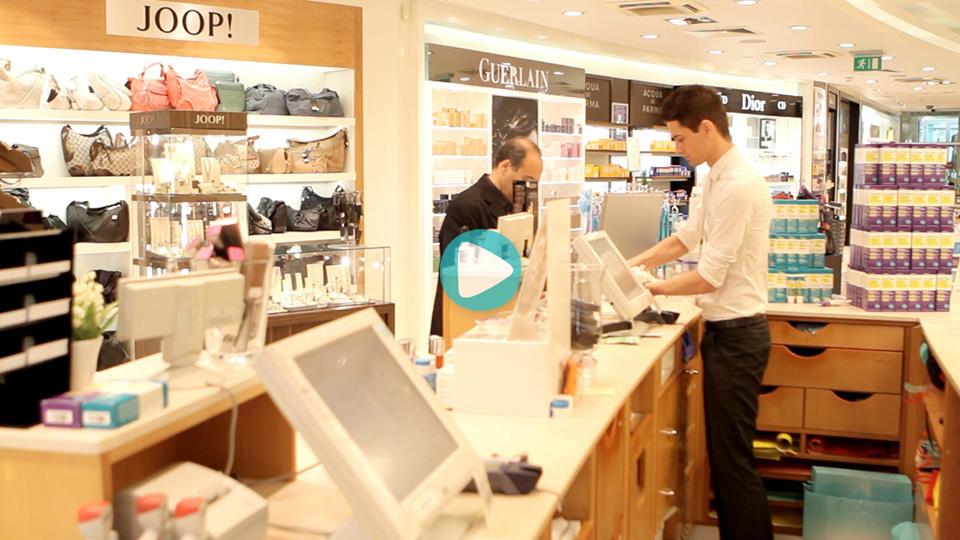 Video Ausbildung Kaufmann / Kauffrau / Kaufleute im Einzelhandel Parfümerie Douglas GmbH