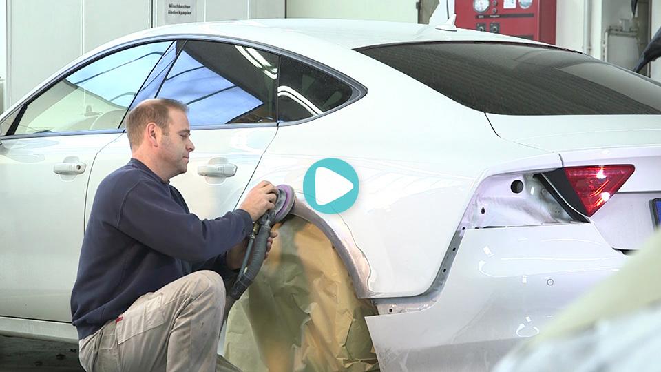 Video Ausbildung Fahrzeuglackierer
