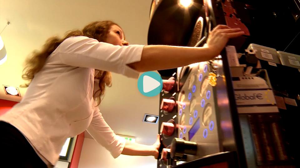 Video Ausbildung Fachkraft für Automatenservice