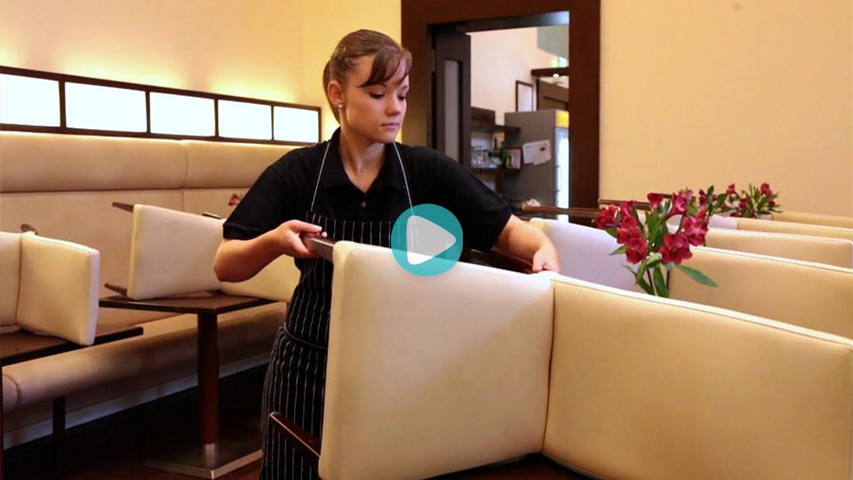 Video Ausbildung Fachkraft im Gastgewerbe