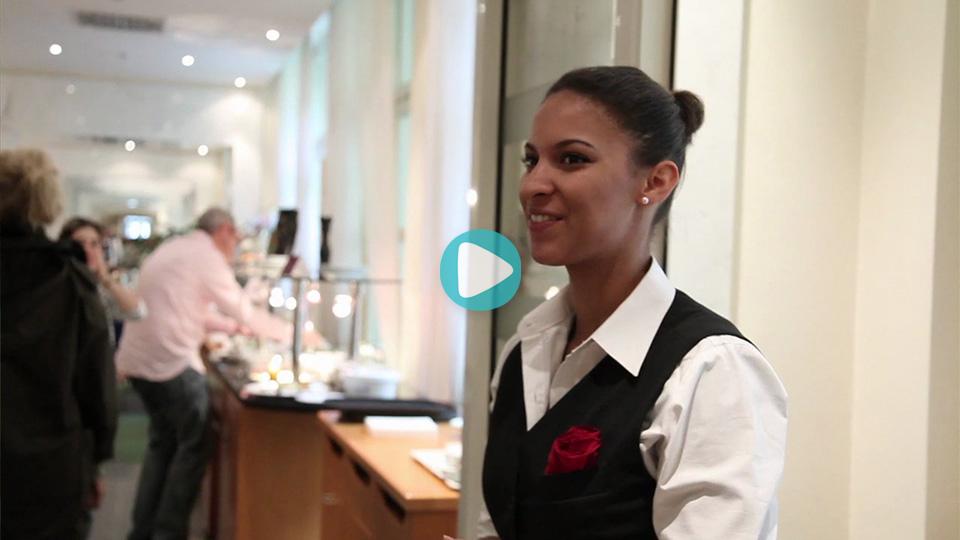 Video Ausbildung Hotelfachfrau Hotelfachmann Hotelfachleute