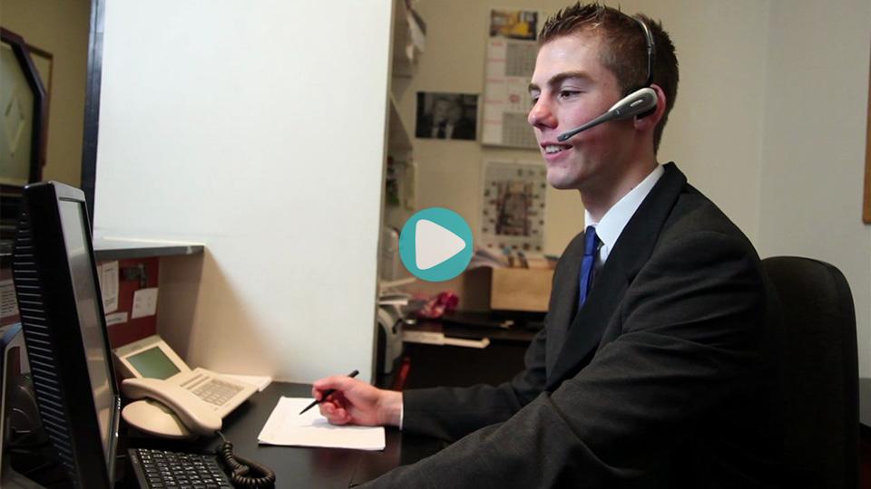 Video Ausbildung Hotelkaufleute Hotelkaufmann Hotelkauffrau