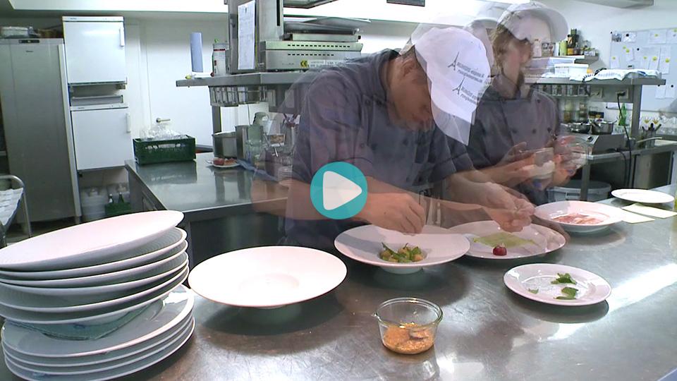 Video Ausbildung Koch