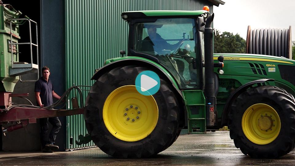 Video Ausbildung Landwirt Freiherr von Geyr'sche Verwaltung