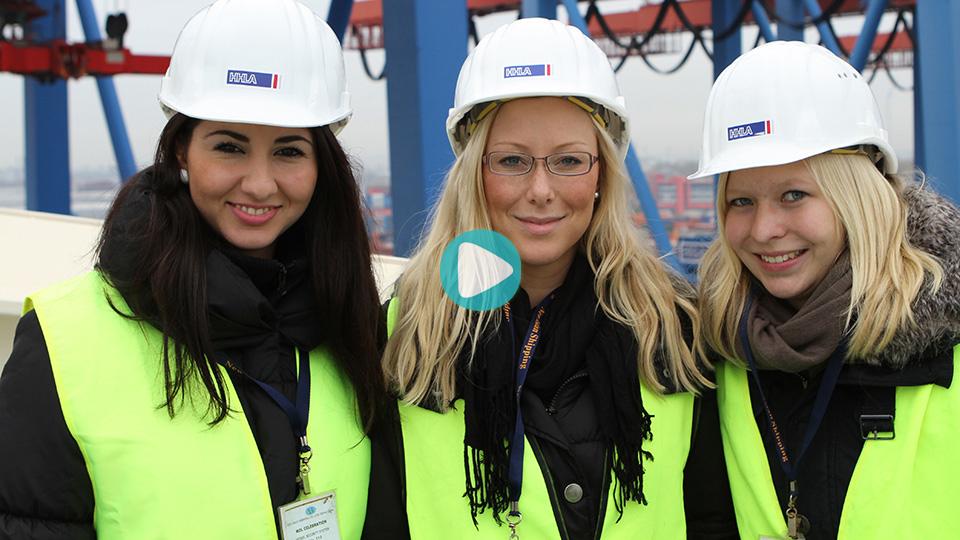 Video Ausbildung Schifffahrtskaufleute MOL Hamburg