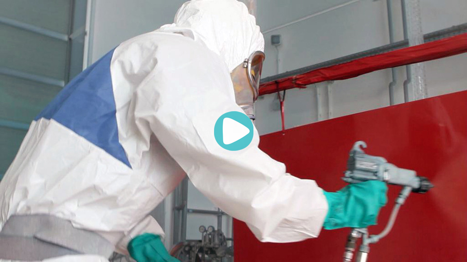 Video Ausbildung Verfahrensmechaniker für Beschichtungstechnik Airbus