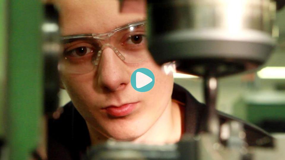 Video Ausbildung Werkzeugmechaniker Montblanc Deutschland GmbH