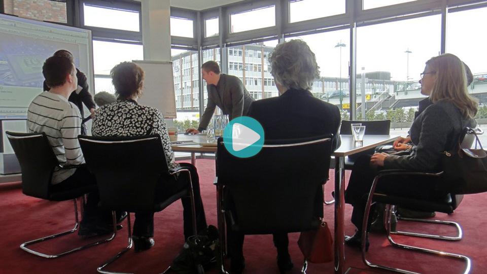 Video Ausbildung Informatikkaufleute Informatikkaufmann Informatikkauffrau ECE Projektmanagement G.m.b.H. & Co. KG Hamburg