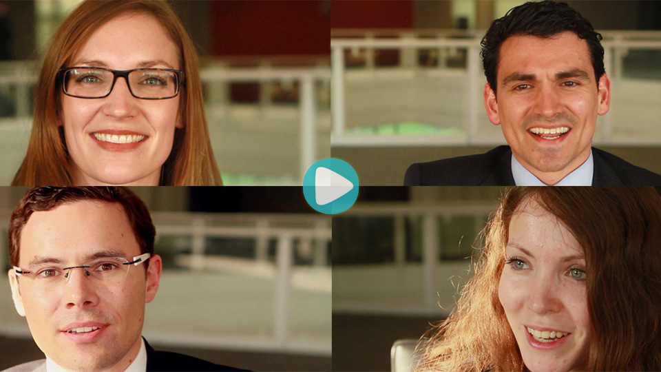 Video Traineeprogramm CIB International Garduate Programm UniCredit Bank AG München