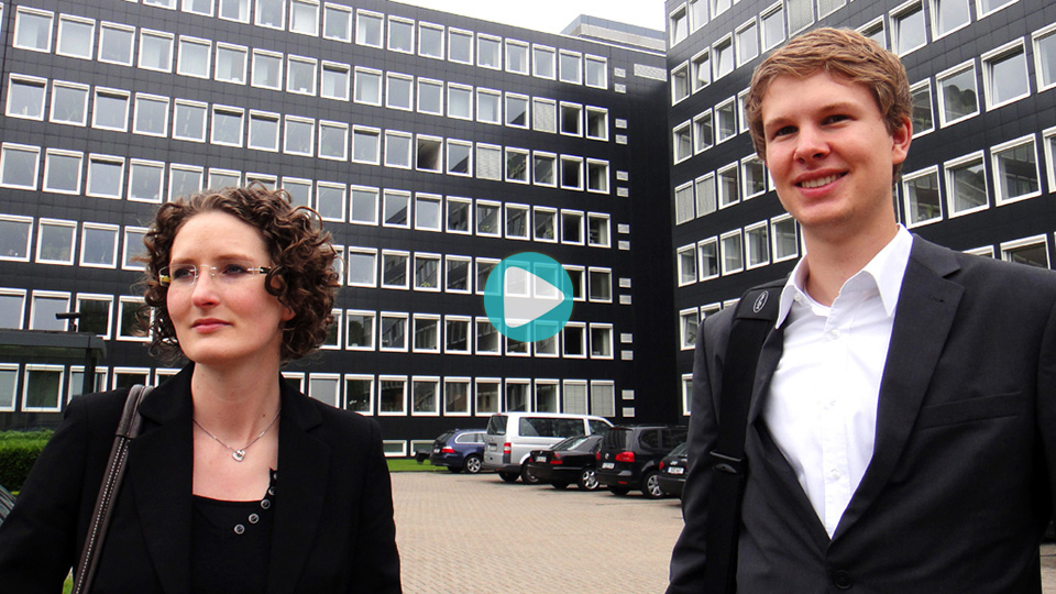 Video Ausbildung Duales Studium B.A. International Management Business Administration inkl. Industriekaufmann Industriekauffrau Industriekaufleute STEAG GmbH Essen