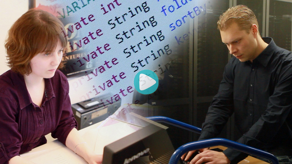 Video Ausbildung Fachinformatiker für Anwendungsentwicklung für Systemintegration Hermes Europe GmbH Hamburg