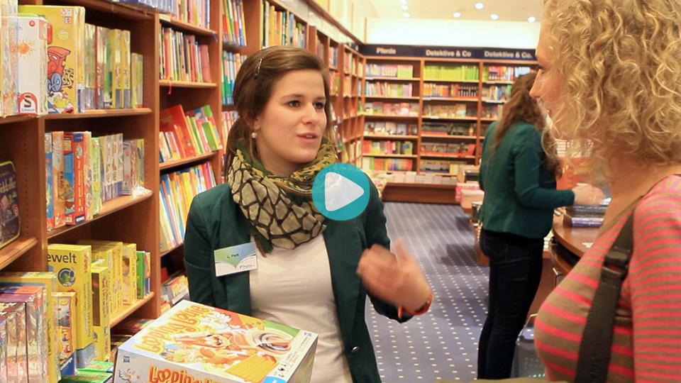 Video Ausbildung Kaufmann / Kauffrau / Kaufleute im Einzelhandel Thalia Bücher GmbH Münster