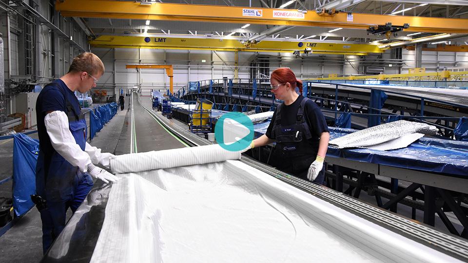 Video Ausbildung Verfahrensensmechaniker Kunststoff und Kautschuk Nordex Hamburg Rostock