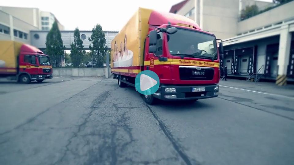 Video Ausbildung Berufskraftfahrer GC-Gruppe