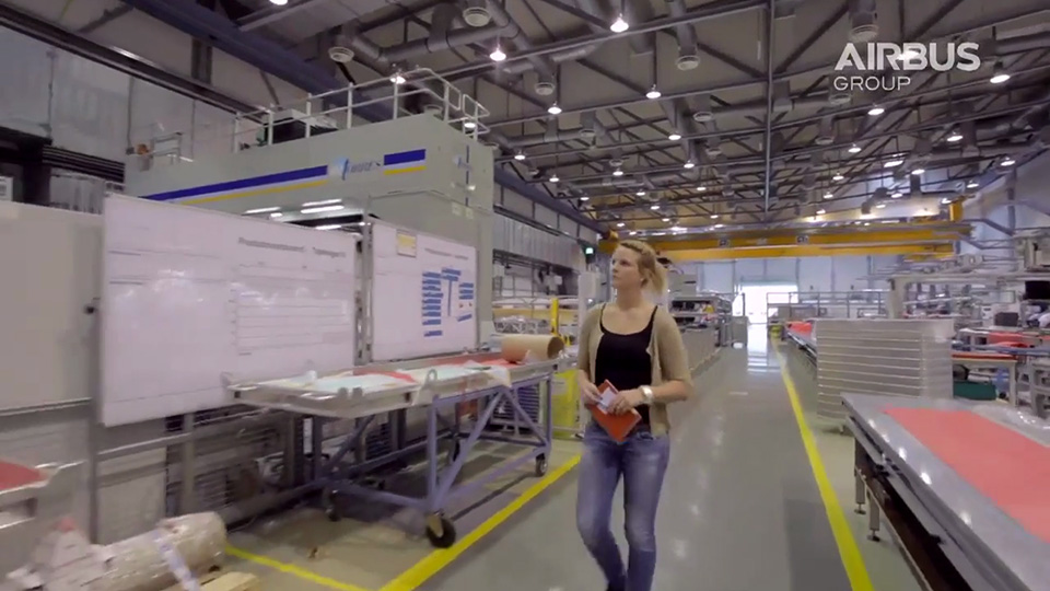 Ausbildung zum Bachelor of Engineering Airbus
