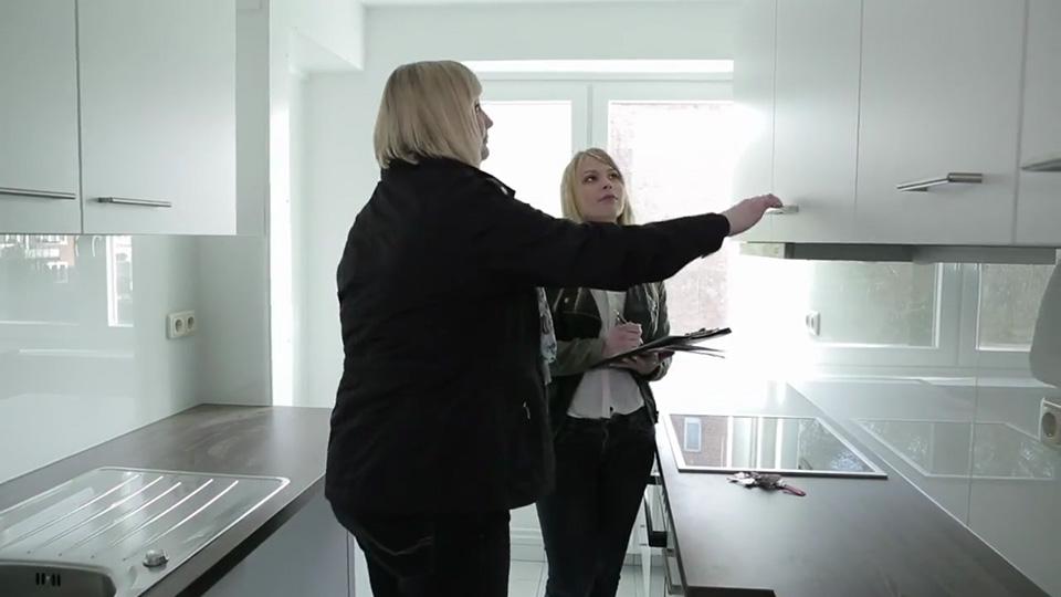 Ausbildung zum Immobilienkauffrau