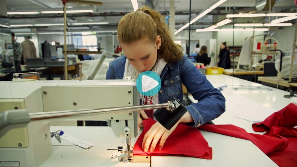 Video Ausbildung Modenäher