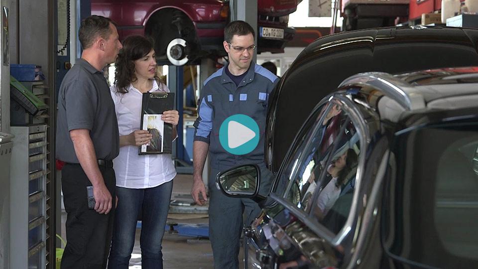 Video Fortbildung Automobil Serviceberater