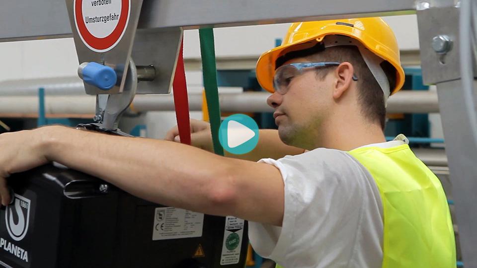 Video Ausbildung Elektroniker für Betriebstechnik Elektronikerin für Betriebstechnik Vattenfall Hamburg