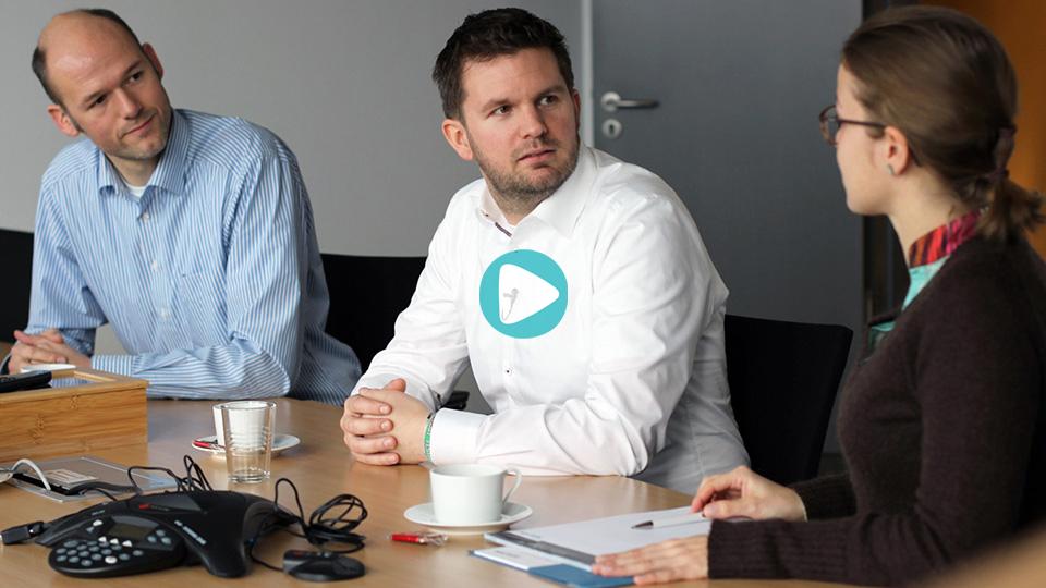 Video Ausbildung Bankkaufmann Bankkauffrau Bankkaufleute Senvion Hamburg