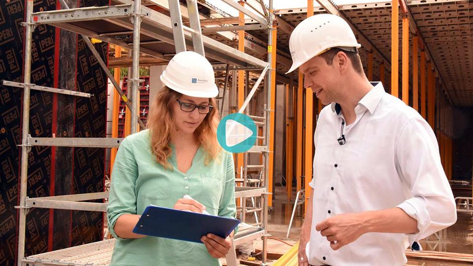 Video Studium Energie Umwelttechnik Averdung Ingenieurgesellschaft mbH HAW Hamburg