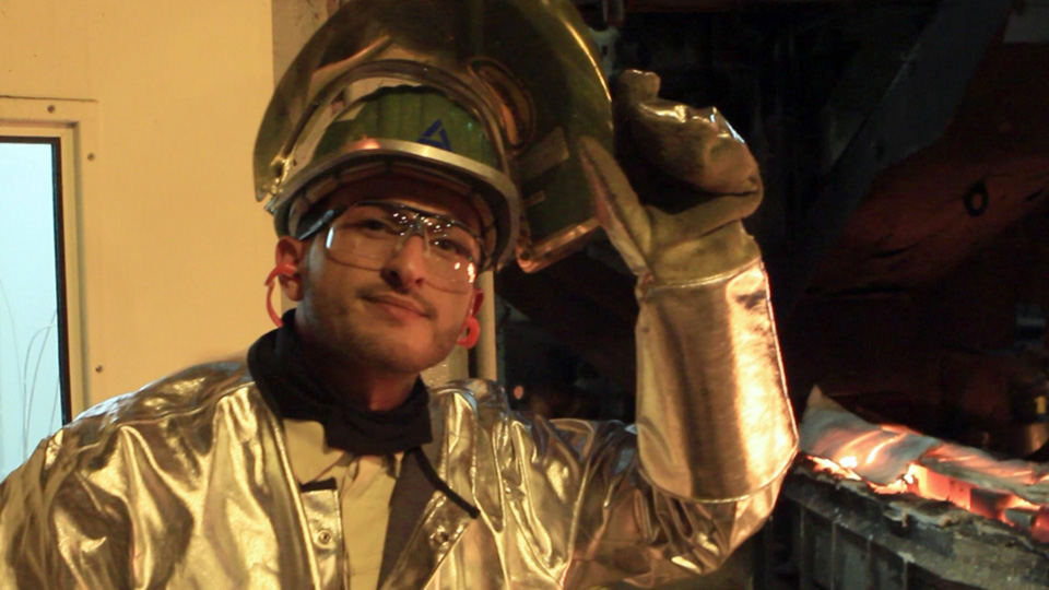 Ausbildung zum Azubot0084 - Verfahrensmechaniker Hütten- und Halbzeugindustrie - Nichteisen-Metallurgie bei Aurubis
