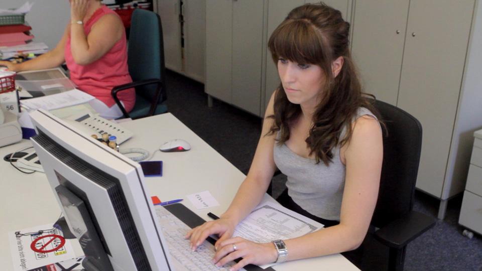 Ausbildung zum Verwaltungsfachangestellten Landesverwaltung
