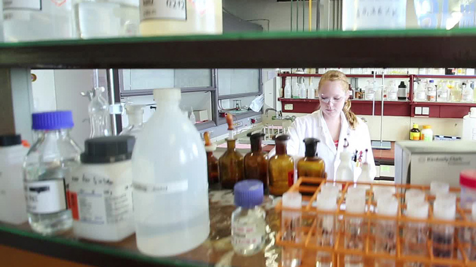 Ausbildung zum Chemielaboranten