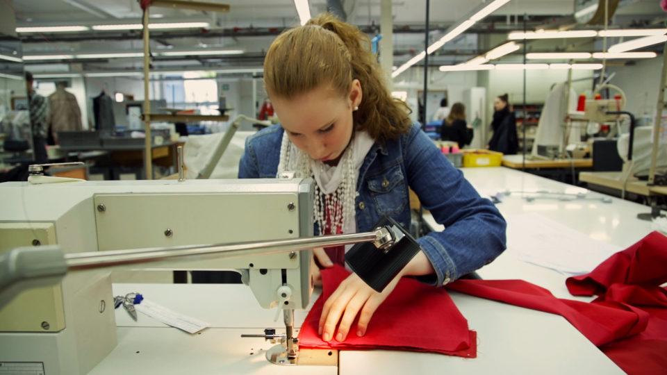 Ausbildung zur Modenäher