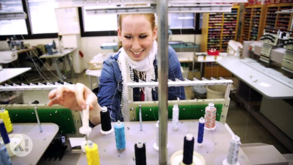 Ausbildung zum Textil- und Modeschneider