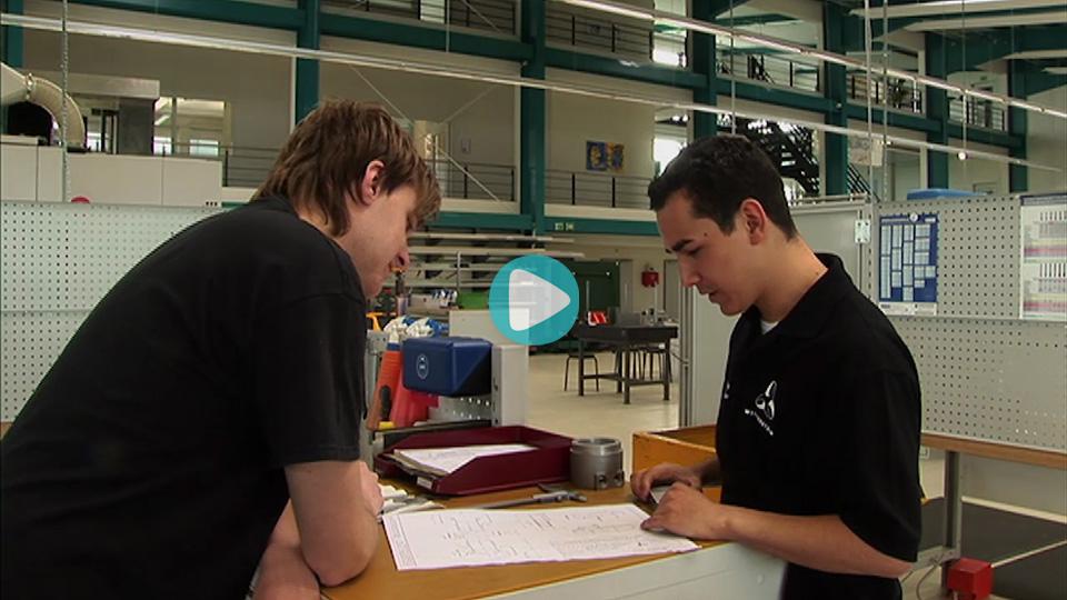 Video Ausbildung Produktionstechnologe