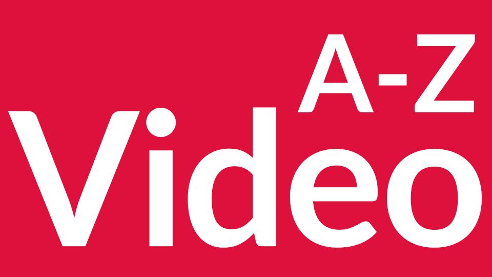 Azubot A-Z zeigt Videos zum Thema Ausbildungsberufe