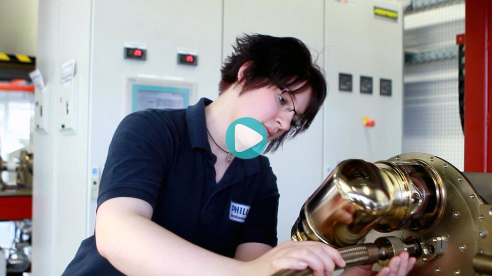 Video Ausbildung Mechatroniker Philips Medical Systems DMC GmbH Hamburg
