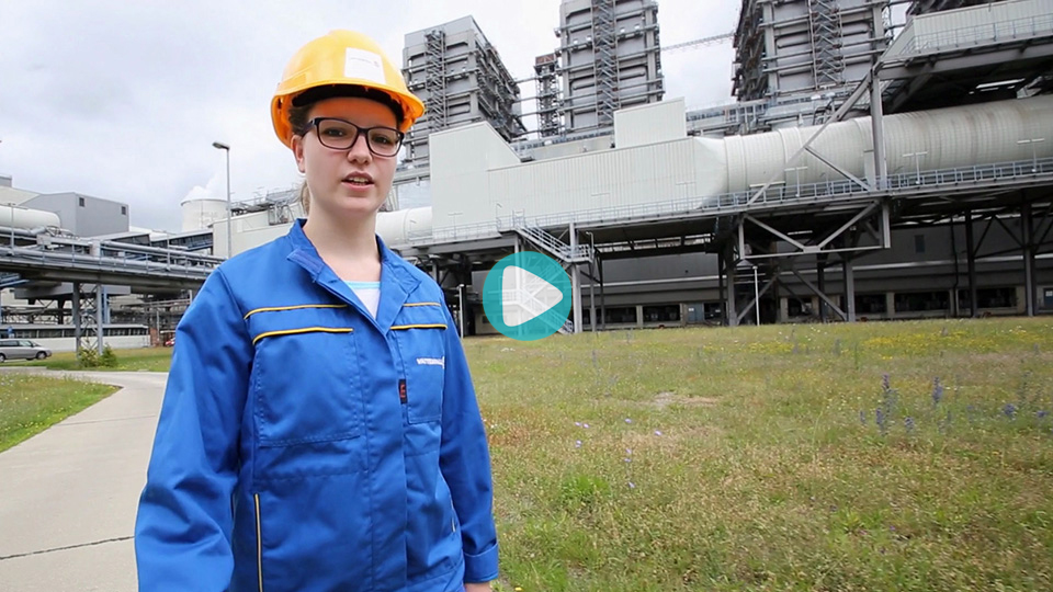 Video Ausbildung Mechatroniker LEAG Lausitz Energie Bergbau AG