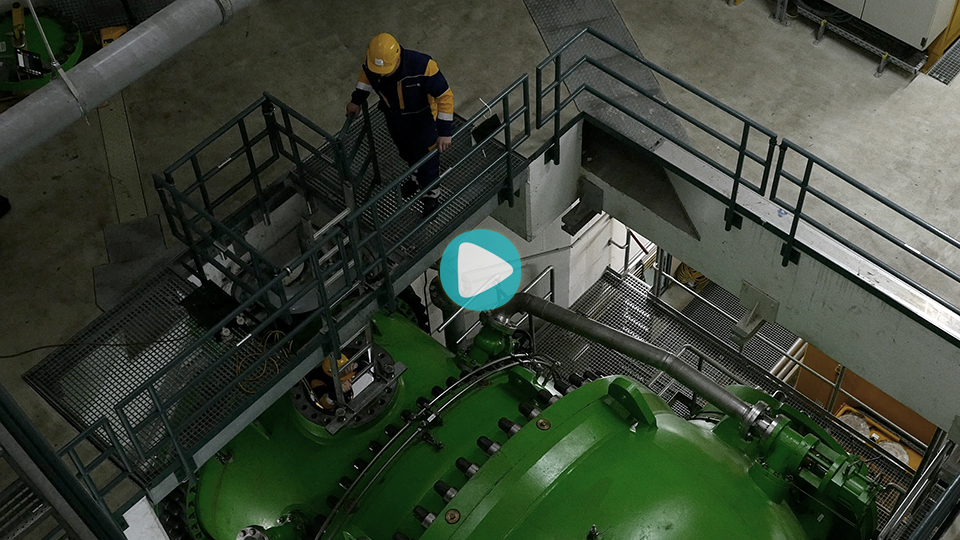 Video Ausbildung Industriemechaniker Vattenfall