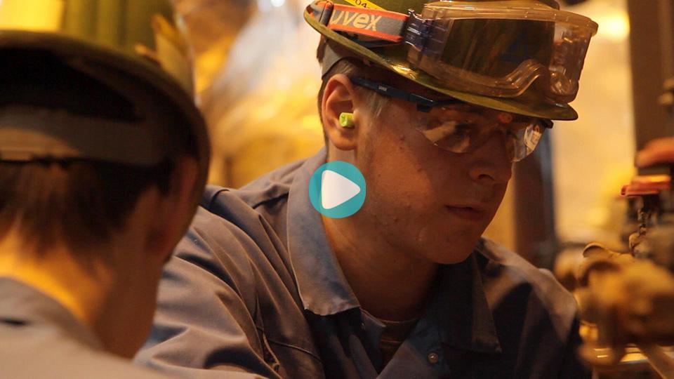 Video Ausbildung Anlagenmechaniker Aurubis AG