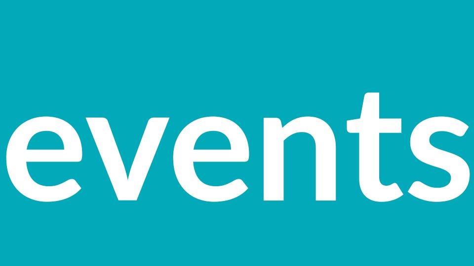 Azubot events zeigt Termine Lehrstellenbörsen etc.