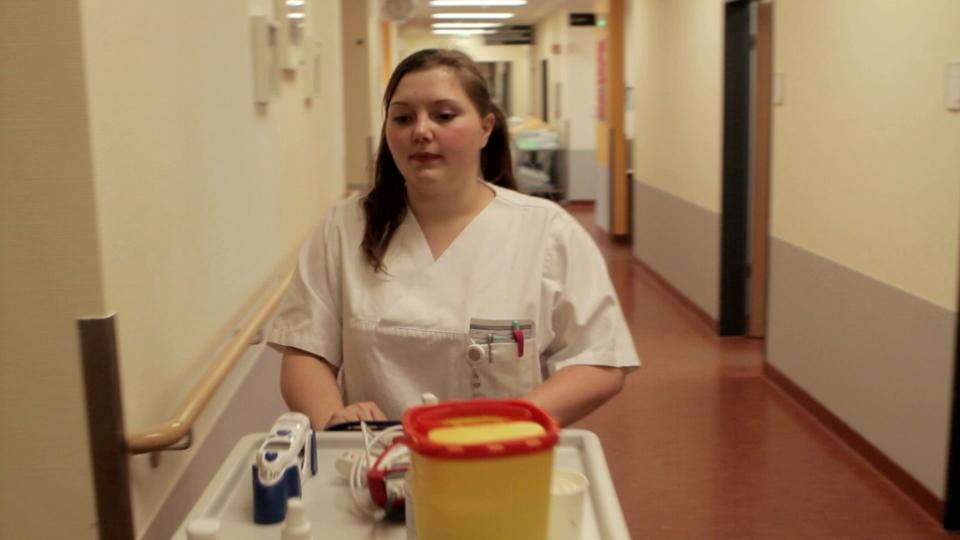 Ausbildung Gesundheits- und Krankenpfleger, Gesundheits- und Krankenpflegerin, Krankenschwester, Krankenpfleger