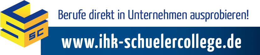 IHK-Schülercollege / Ostthüringen